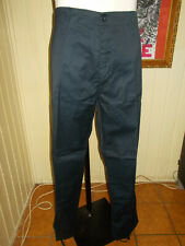 Pantalon treillis ambulancier travail bleu marine bdu Parks  54 PA06010