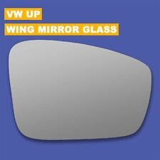 For VW UP wing mirror glass 11-17 Right Driver side Spherical