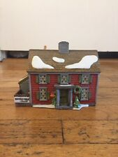 Shingle Creek House Ne Village Series Heritage Village Department 56 #59463 1990