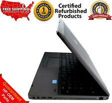 "New listing Hp Probook 6560B 15.6"" Core I5 2410M 4 Gb Ram 250 Gb Hdd 1 Year Warranty"
