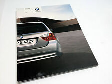 2006 BMW 3-Series Touring 325xi E91 Brochure