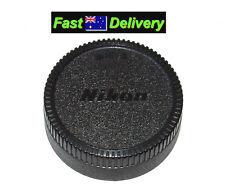 Rear Lens Cap Dust Cover for Nikon Lenses. D300 D700 D800 D610 D3000 D3100 D3200