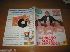 TV SORRISI E CANZONI=1992/10=ALBA PARIETTI=BRIGITTE NIELSEN=MILLY CALRUCCI=