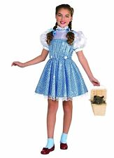 NEW Wizard of Oz Dorothy Sequin Child Halloween Costume by Rubies, S (3-4)