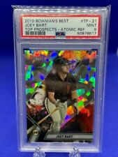 2019 Bowman's Best Top Prospects ~ JOEY BART ~ Atomic Refractor ~ PSA 9 / Mint