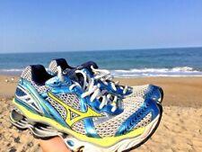 MIZUNO Wave Creation 12 Shox Wave Runner Running Walking Shoes Womens Sz 8.5 👠
