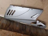 Verkleidung unten links Bug / left bottom cowl / Ducati 620 800 1000 ss ie