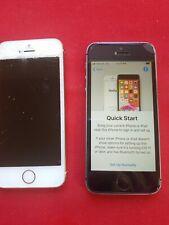 Apple iPhone SE - 128GB - Space Gray  A1662 (CDMA + GSM)  Working Unlocked