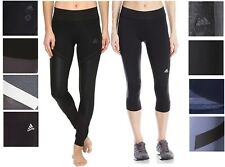 Adidas Performance Women Yoga/Running Tights Leggings Pick Models&Colors&Sizes