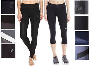 Adidas Performance Women Yoga/Running Tights Leggings Pick Models&Colors&Sizes