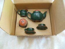 Boyds Bears Tea Set- Emily's Tea Set  #654600