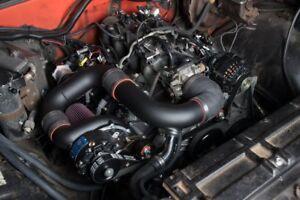 Vortech V-3 Si Supercharger Chevy LS-Swap Kit Truck FEAD EFI LS2 LSX