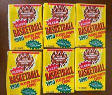 1990-91 NBA FLEER WAX SEALED PACK POSS. MICHAEL JORDAN PSA 10