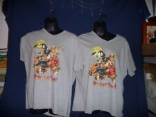 Celebrate Lot of 2 Halloween Gray Bears Sweetest Treat Tee Shirt Size 2X