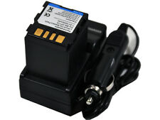 new Battery and Charger BN-VF714U VF714 for JVC GR-D247 D253 D270 D271 D275 D345