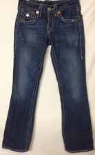 Ture Religion Billy Big T Womens 28 In Distressed Relax Straight Rn 112790 P31