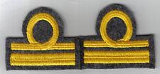 [Militaria] Coppia Gradi Maggiore da polso mod. '40