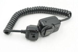 Canon Off Camera Shoe Cord 2 #772