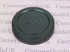 Rear Lens Dust Cap Universal Cover for all Olympus Micro Four Thirds M4/3 Lens