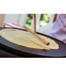 Stendi Spatola Pastella Crepe Maker Frittella Spalmatore Legno Casa Ristorante r