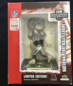 Jerry Rice Upper Deck Collectibles Brand New NFL Game Breakers Figurine L29