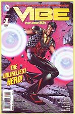Justice League of America's VIBE, 1-10, all NM-NM+, ?unread, DC, New 52, 2013