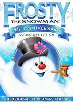 FROSTY THE SNOWMAN NEW DVD. free shipping