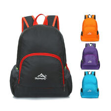 Light Waterproof Outdoor Sports Backpack Folding Bag Hiking Camping Travel Bags