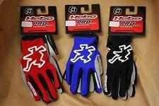 Hebo Nano Pro Trials Gloves (Blue)