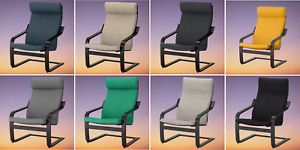 IKEA POÄNG Armchair, Available in 8 Different Colours *Brad New*