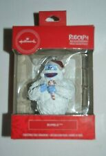 HALLMARK CHRISTMAS TREE ORNAMENT BUMBLE FROM RUDOLPH THE RED NOSED REINDEER