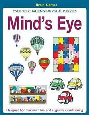 Mind's Eye: Over 125 Challenging Visual Exercises, Popey, David, 1592235743, Boo