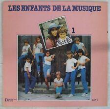 Les enfants de la musique 33 Tours Deva