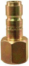 "Milton 1818 1/2"" FPT Male G-Style Plug"