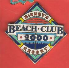 Disney Beach Club Resort  2000  WDW Authentic Disney pin