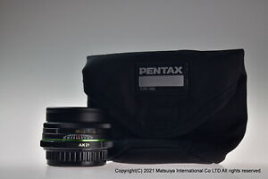 MINT smc Pentax DA 21mm f/3.2 AL Limited