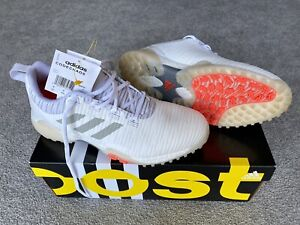 Adidas CodeChaos White Golf Shoes Size 9 Worn Once