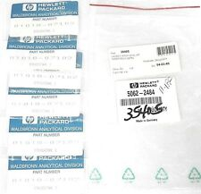 LOT OF 6 NEW HP 01018-07102 GASKET WASH SEALS 1050/1100 LC (6/PK) 5062-2484
