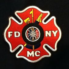 NY FIRE DEPARTMENT PATCH
