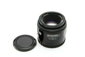 Excellent Minolta Maxxum 50mm f1.7 Auto Focus Lens #29927