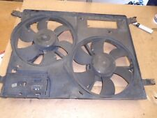 LAND ROVER FREELANDER TD4 MODELS TWIN  ELECTRIC FANS WITH HOUSING 2001-2006