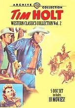 TIM HOLT WESTERN CLASSICS 2 (5PC) Region Free DVD - Sealed