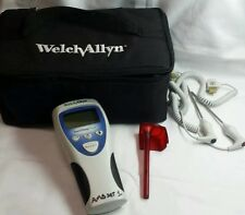 WELCH ALLYN Sure Temp Plus Thermometer Kit 690&692 Oral Rectal Probe w/o Covers