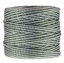 S-LON 0.9mm Macrame Cord Tex 400 knotting thread Pearl