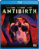 New: ANTIBIRTH (Blu-ray/DVD Combo)