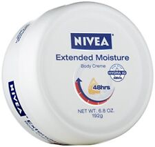 Nivea Extended Moisture Body Creme 6.8 oz