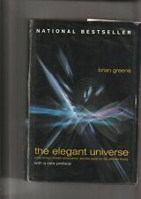 Brian Greene- The Elegant Universe 1999 first edition