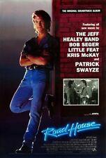 Roadhouse Patrick Swayze Movie Poster 24x36