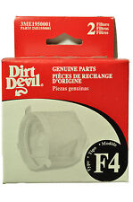 Dirt Devil Type F4 Filter Bag, 3ME1950001,RO-ME1950