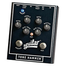 Aguilar Tone Hammer Preamp Pedal NEW!  Free Shipping!
